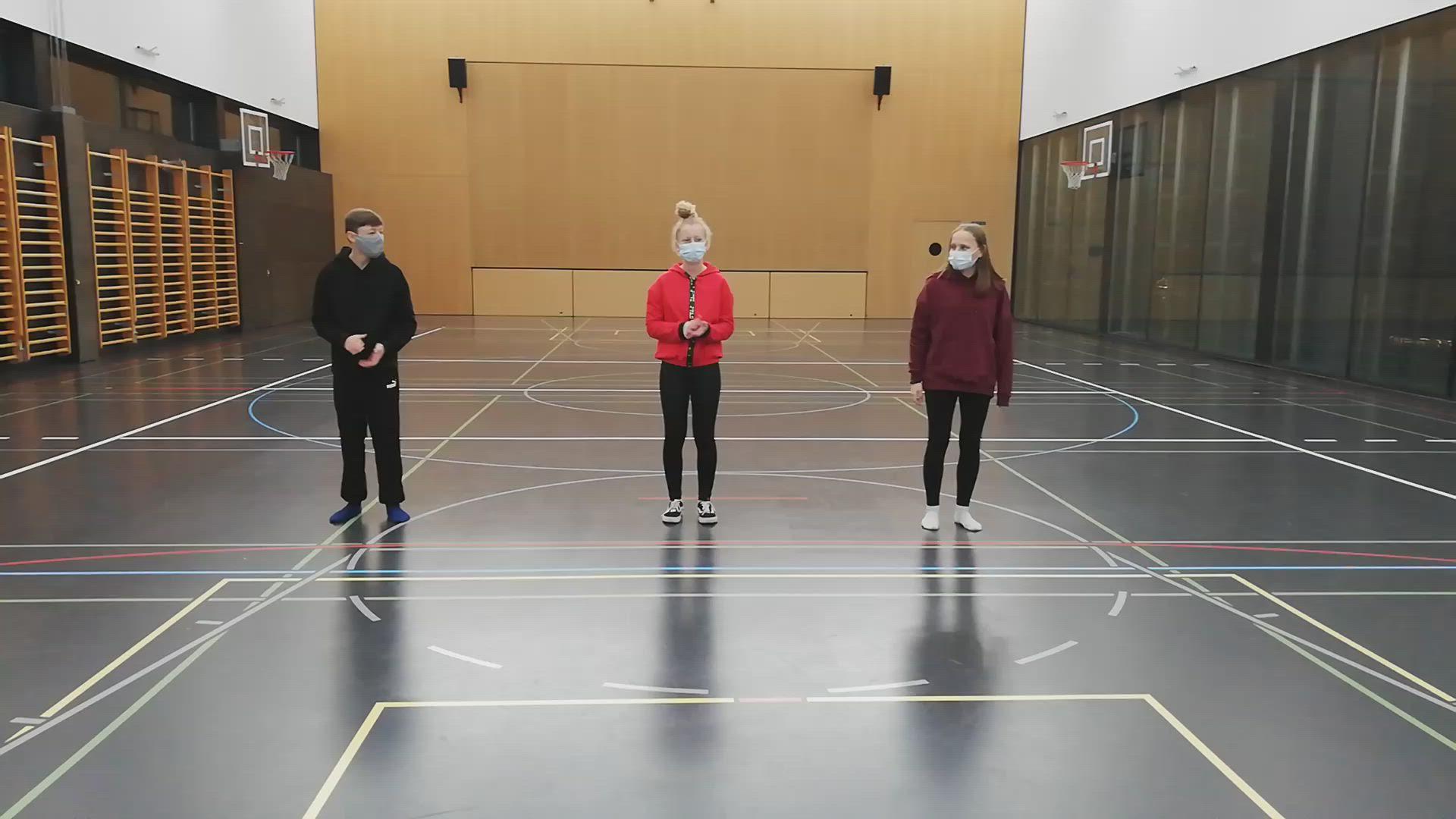 Tanzen an Weihnachten 2020