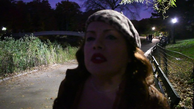 Baby Talk - short film movie - outtakes - Central Park NYC