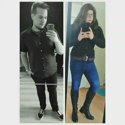 Crossdress teen Transgender teen