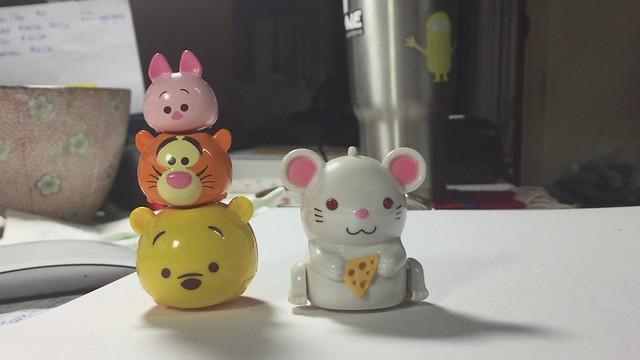 Two Tiny Toys