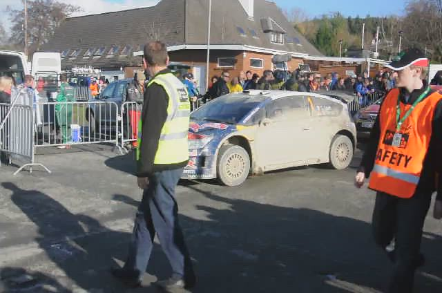 12th November 2010 Wales Rally GB Builth Wells