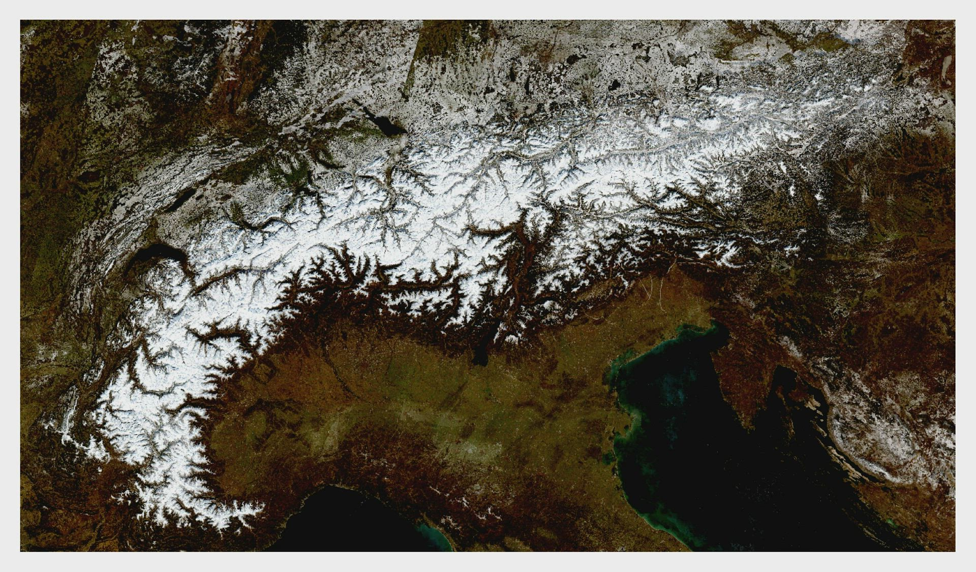 The Alps Mosaic Time-lapse 2019