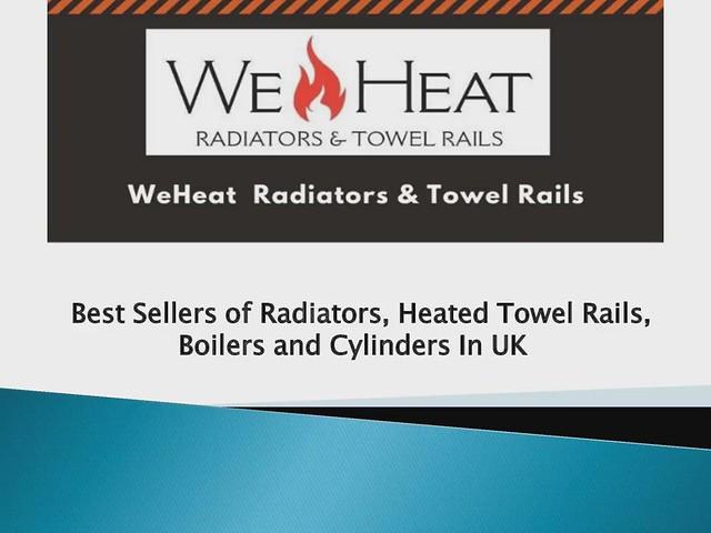 Steel Curved Heated Towel Rail