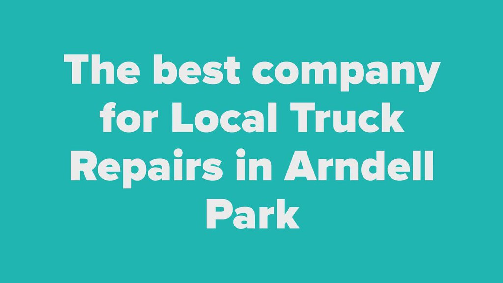 The best company for Local Truck Repairs in Arndell Park