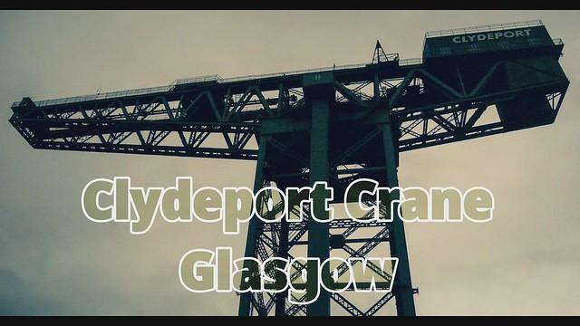 Clydeport Crane [slide sequence]