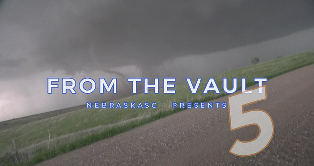 Storm Chasing 2021: From the Vault 5