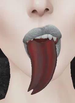 Helena Stringer - SLS Anti Vday Hunt - Tardfish Tongue