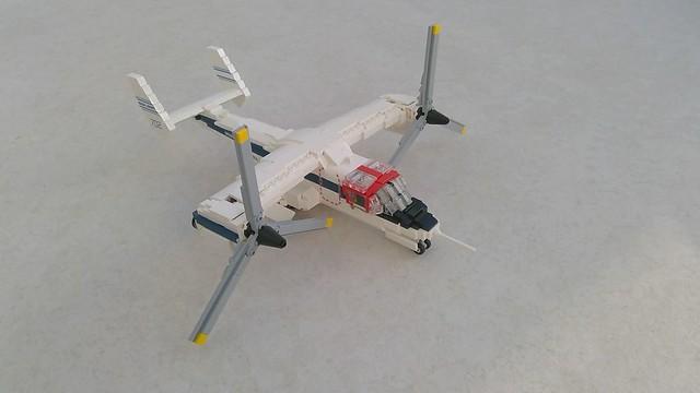 XV-15 Tiltrotor