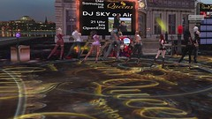 DJ SKY at Queens - Every Saturday
