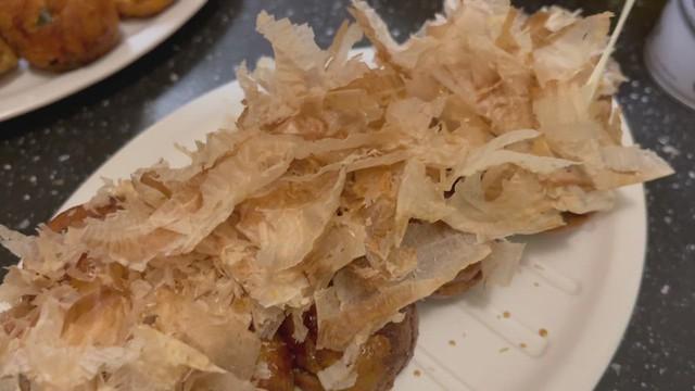 Takoyaki (receta japonesa)