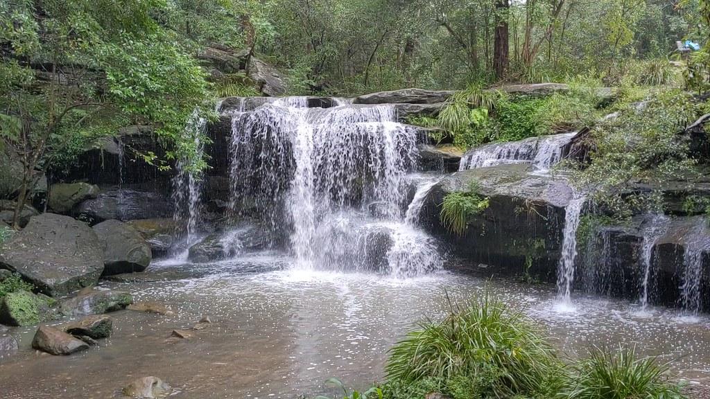 Beautiful Balaka falls