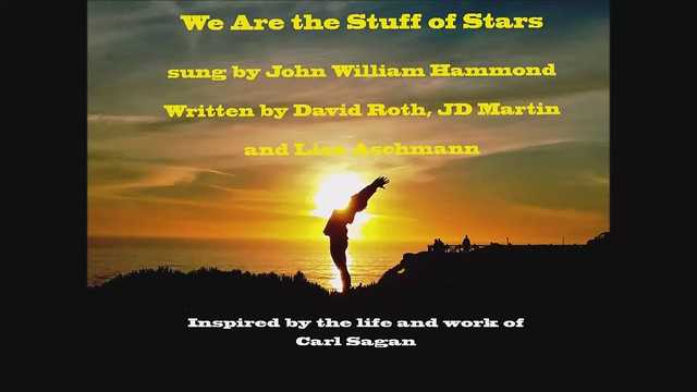 We are stuff of stars . a music video