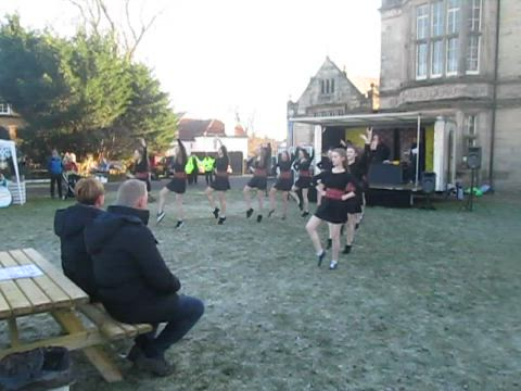 Highland Dancers video