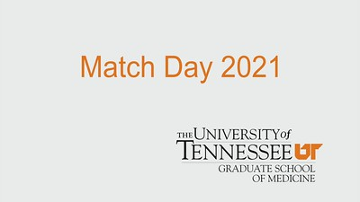 Match Day 2021