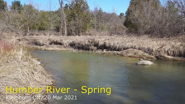 Humber River - Kleinburg