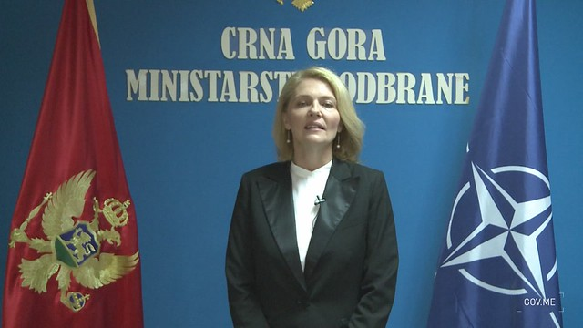 Olivera Injac - izjava povodom 72. godišnjice od osnivanja NATO (03.04.2021.)