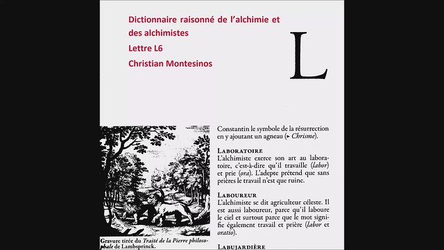 Dictionnaire raisonné-L6