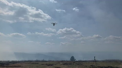 UAS Coming in for a Landing