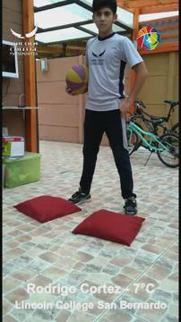 Minibasquetbol - Lincoln San Bernardo