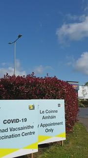 Local COVID Vax Centre