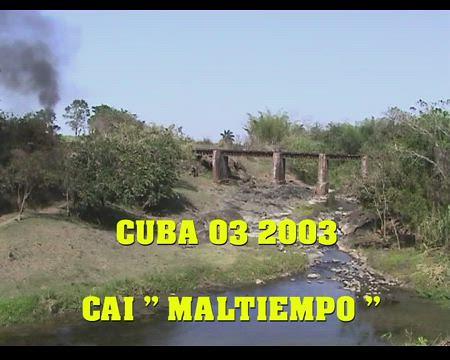 VIDEO SONY DV CUBA 03 2003 N°32