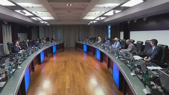 24. sjednica Vlade Crne Gore (13.05.2021.)