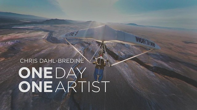 One Day One Artist: Chris Dahl-Bredine