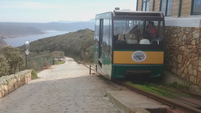 On This Day: May 16th 2017 - The Flying Dutchman Funicular