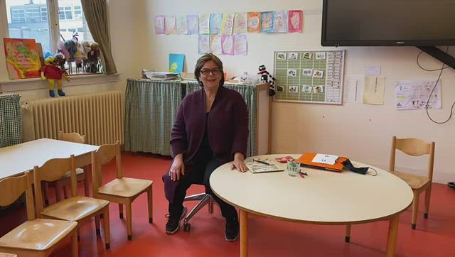 Welkom in de klas van Emmie