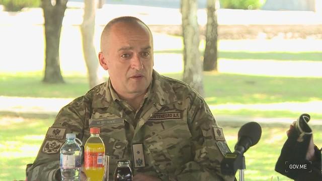 Olivera Injac - radni doručak sa predstavnicima crnogorskih medija (04.06.2021.)