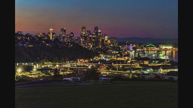 Rise & Shine in Seattle