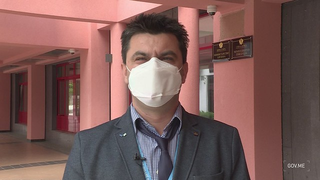 Dr Igor Galić - Propisani uslovi za PCR testiranje stranih gostiju (11.06.2021.)