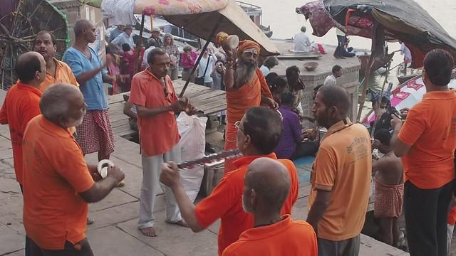 2/2 video Voie sacrée..Sacred Way....India