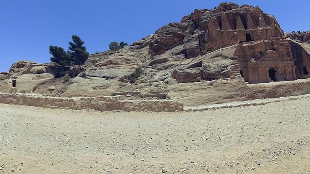 4K Obelisk tomb, at Petra - Jordan.
