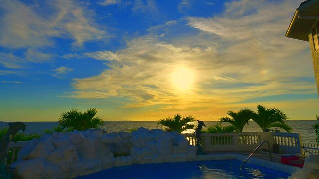 Stunning Summer Sunset Mellow Magical MoonFall - IMRAN™