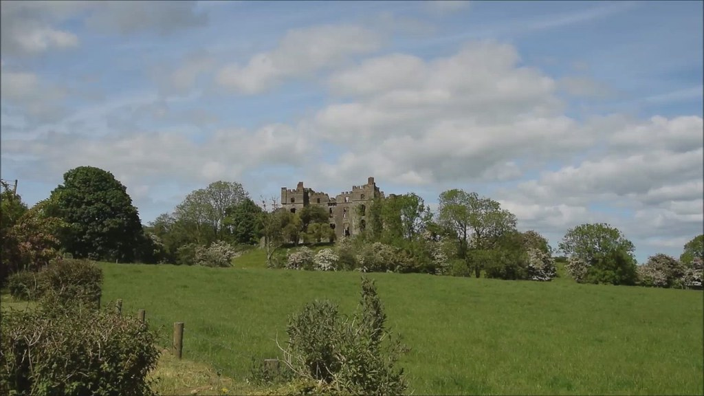 Raphoe Castle Aka Bishop's Palace, Co Donegal 30 May 2021 - v1 Short