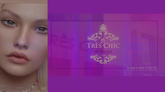Très Chic Event – June 2021 - Second Life event