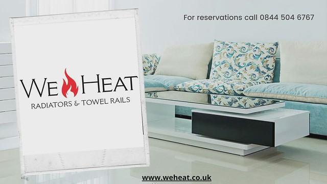 Stainless Steel Heated Towel Rails