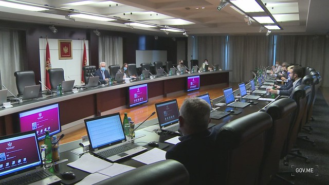 29. sjednica Vlade Crne Gore (24.06.2021.)