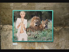 MILEY CYRUS - Lions -