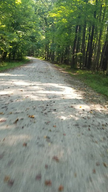Umstead State Park, Lake Crabtree Trails