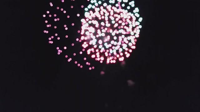 Fireworks in Tonopah