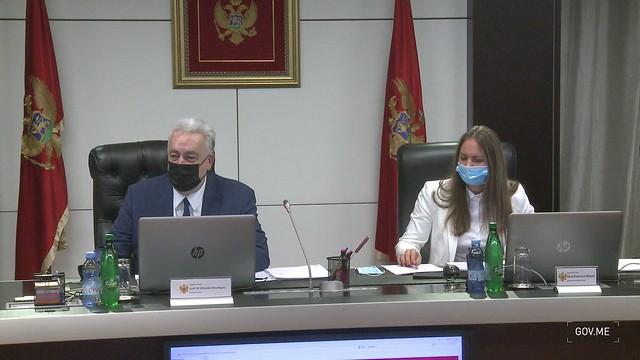 32. sjednica Vlade Crne Gore (15.07.2021.)