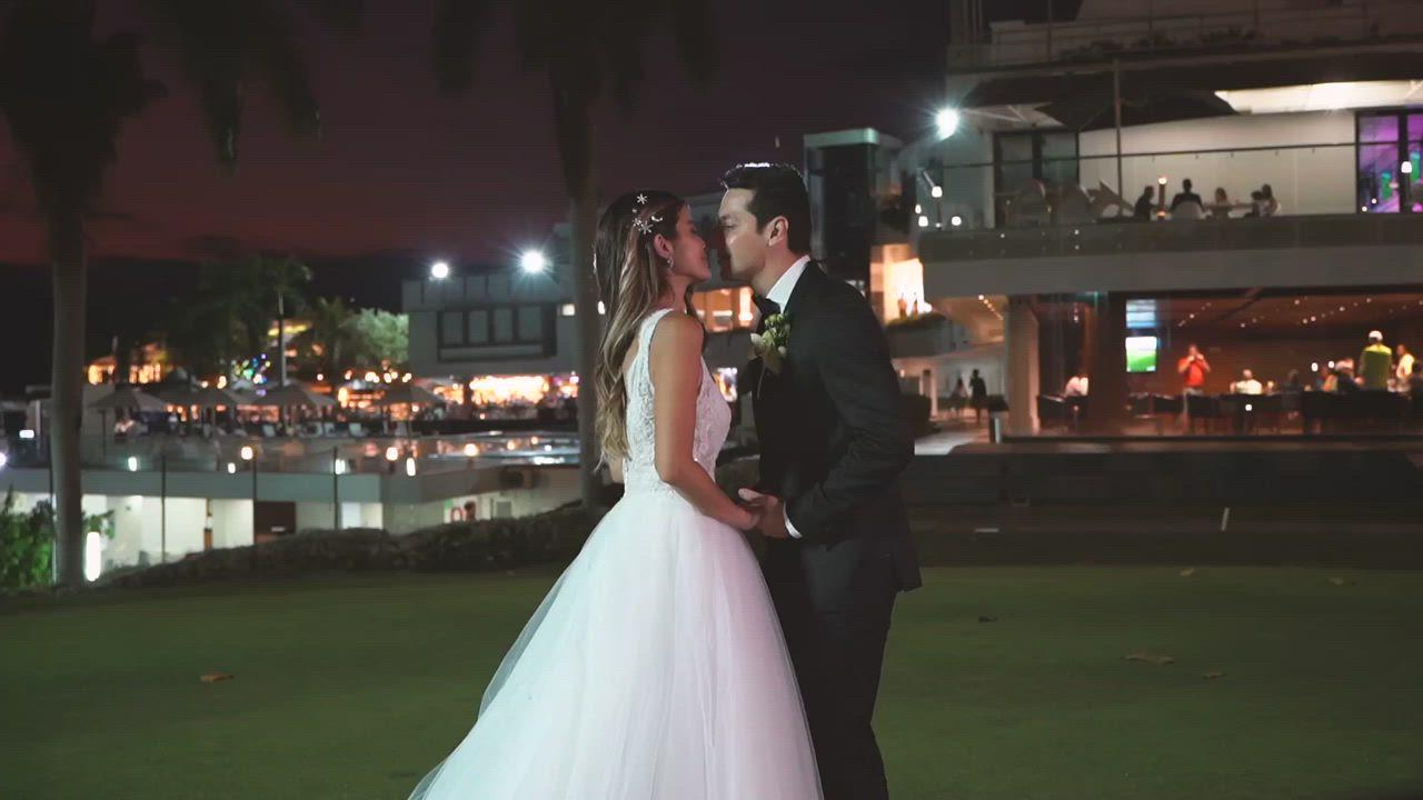 Sebastián y Silvia