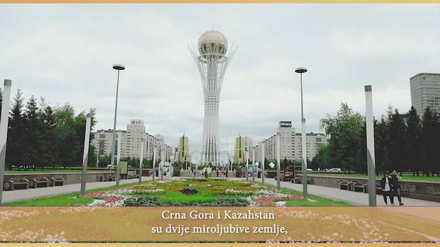 Dritan Abazović - Međunarodni finansijski centar u Nur-Sultanu (AIFC), Kazahstan