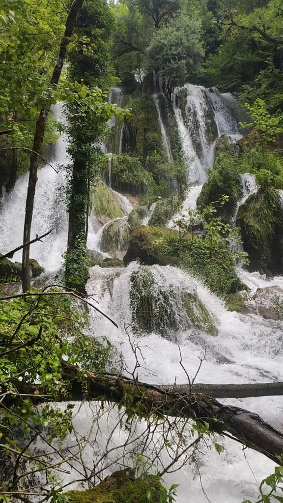 Cascade de syratus...Mouthier-Haute-Pierre / Doubs