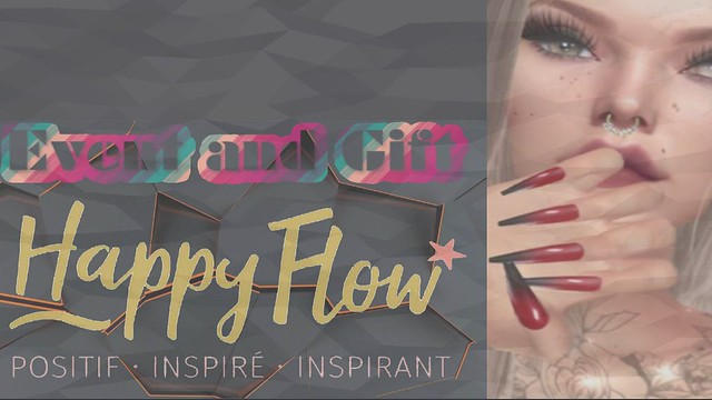 Happy Flow Event – August 2021 – August 2021 - Second Life event