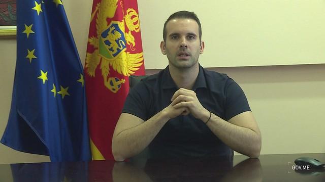 """Milojko Spajić - izjava povodom osnivanja """"Montenegro Works"""""""