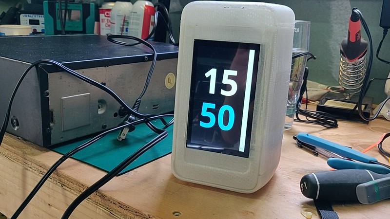 Mycroft AI OTS Build with 3D printed case