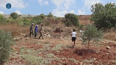 Video educativo sobre las medidas a adoptar en caso de encuentro con minas